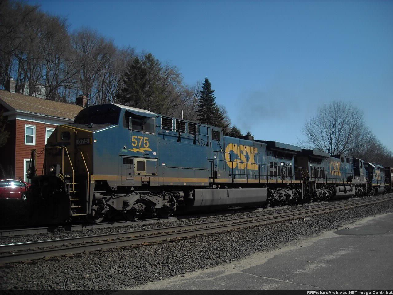 CSX Q425