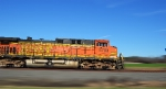 BNSF 5703- Roll Out!