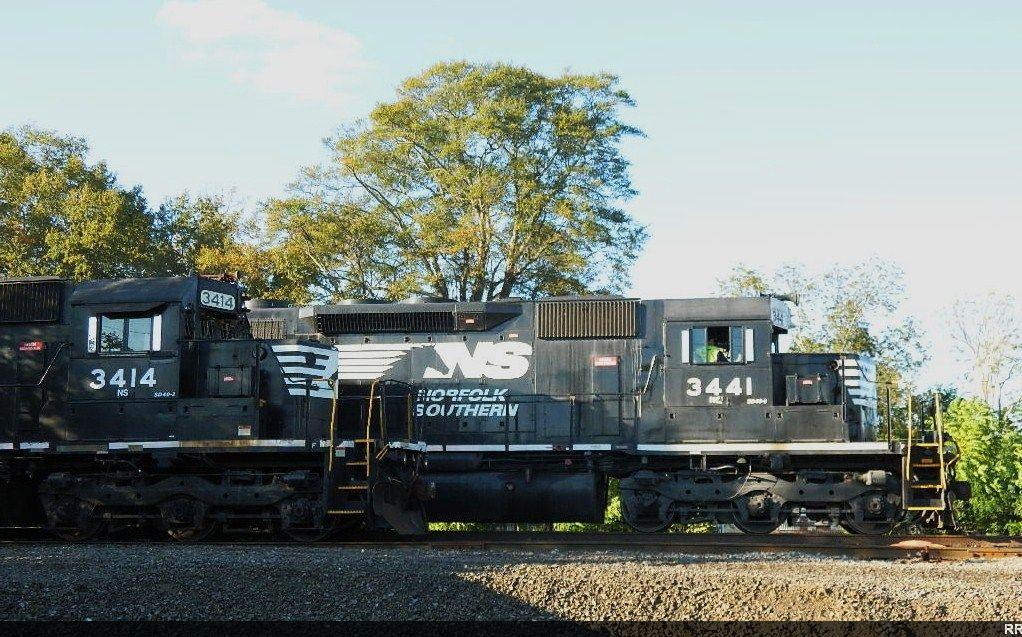 NS 3441(SD40-2) 3414(SD40-2)