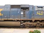 CSX SD70AC 4719