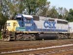 CSX 6497