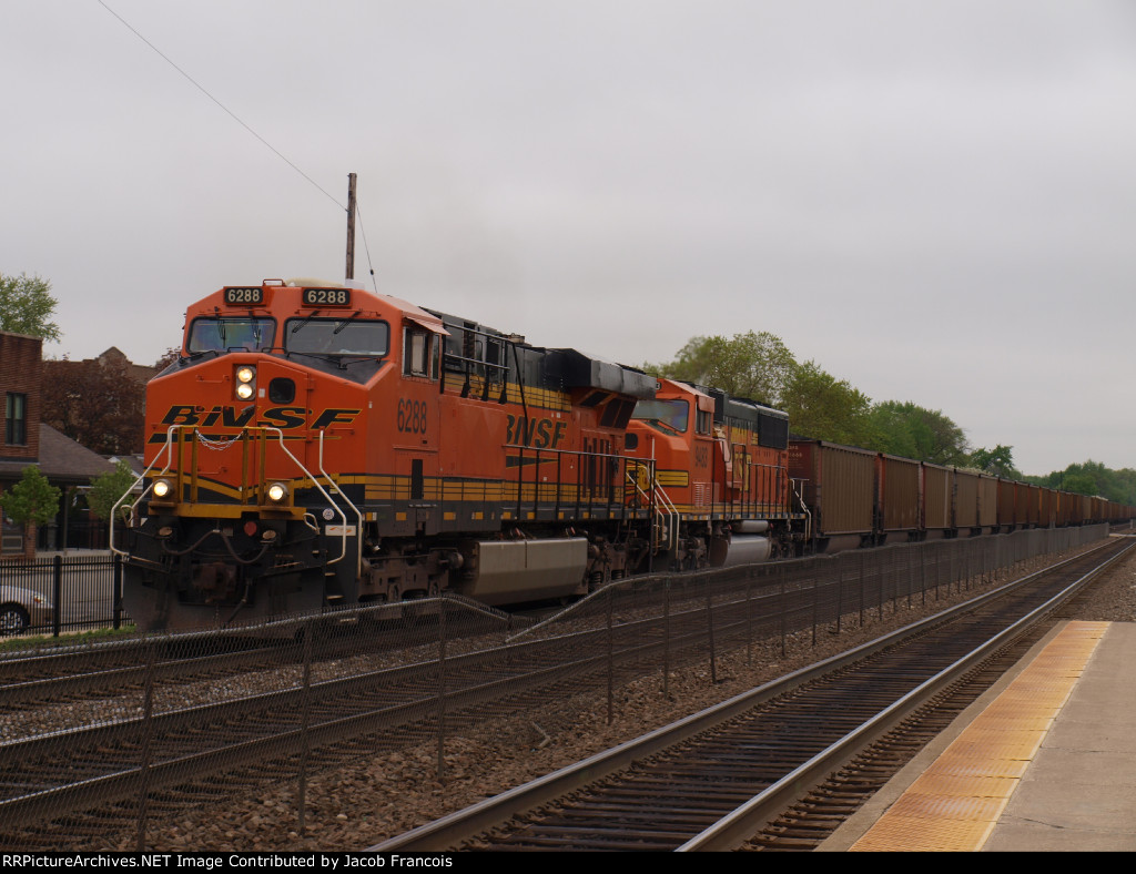 BNSF 6288
