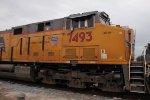 UP 7493 on K475/Z903