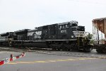 NS SD70ACe #1075 on 65W