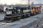 NS SD70 #2576 on 64W/CA-05