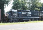 NS GP38-2 #5307 on WPCA-20