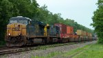 CSX WB Intermodal
