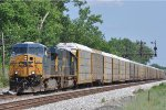 CSXT 5367 On CSX Q 226 Northbound