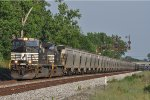 NS 9335 On NS 54 A Northbound