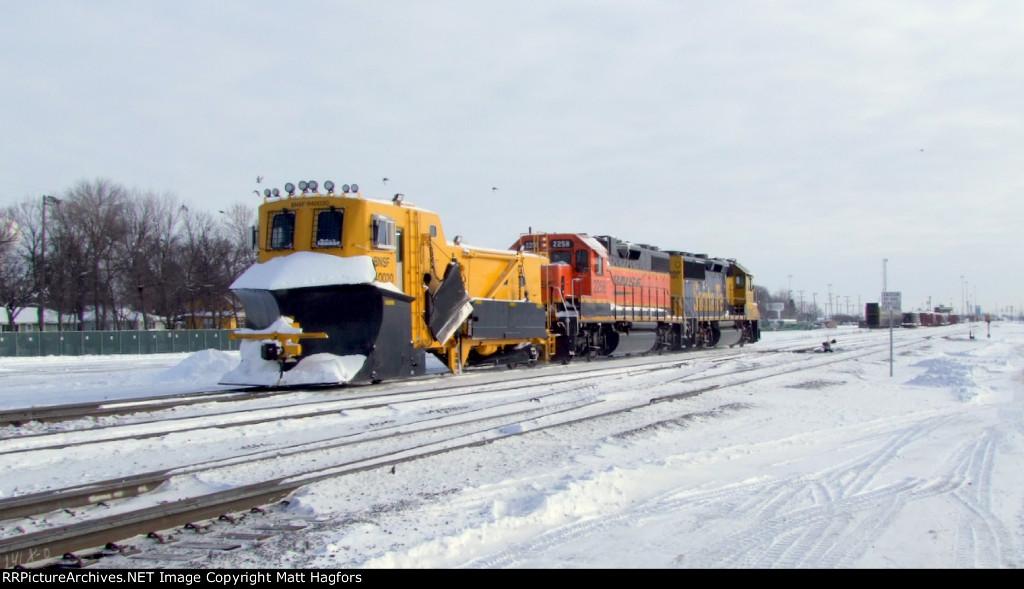 BNSF 2258