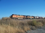 BNSF 4072