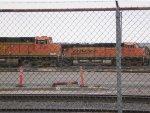 BNSF 4191 + BNSF 5812