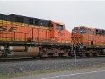 Coal Train's DPU