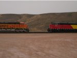 Zoomed in BNSF MLC