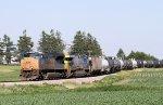 Westbound CSX Empty Ethanol
