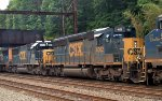 EMD Rebuilds on Q438-08