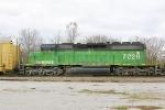 BNSF 7028