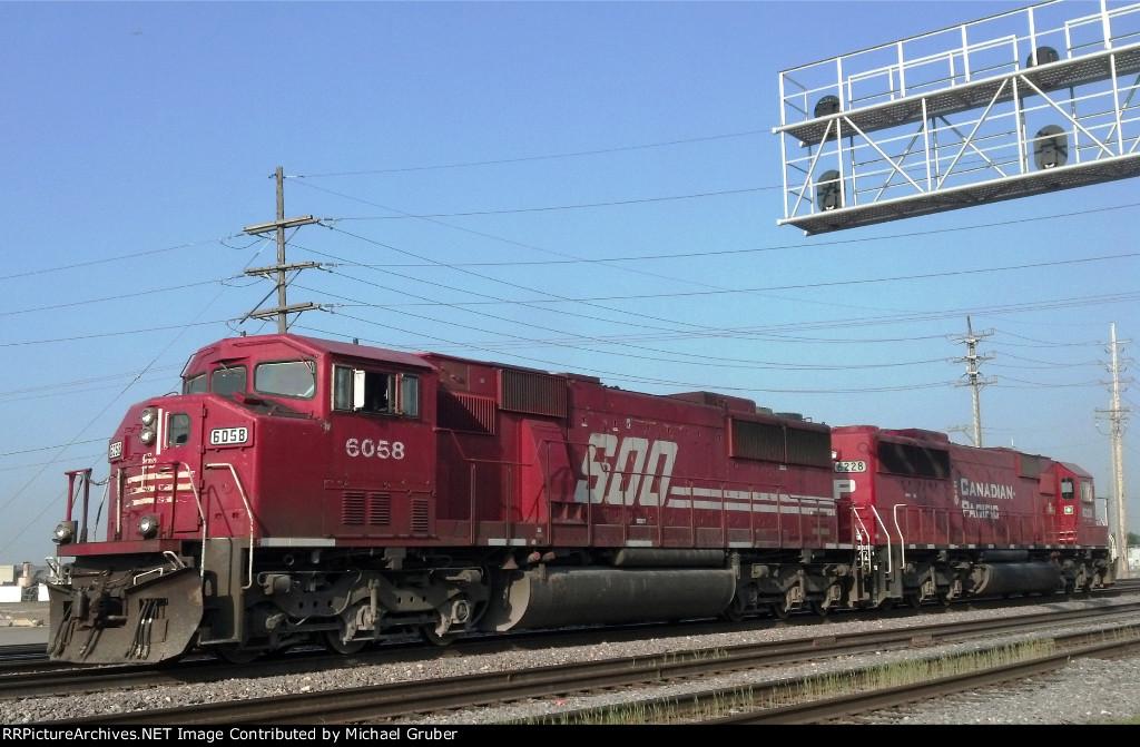 CP 6058