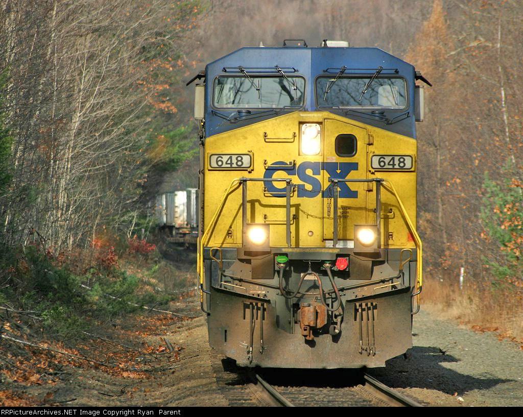 CSX 648