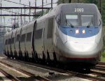 Acela with 10003