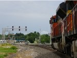 BNSF SD70ACe & APPROACH SIGNAL ON MAIN 1