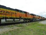 BNSF ES44DC 7297