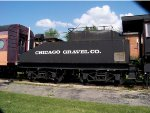 Chicago Gravel Co. #18 Tender