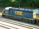 CSX 6962(GP40-2)