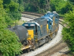 CSX 6962(GP40-2) 2362(ROAD SLUG) 8519(SD50-2)