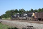 coal train west 8:15 am
