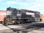 NS 5058, at Dave Lyle Yard,