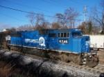 NS 6746, leading train #338