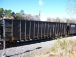 SOU 139605, northbound on NS,