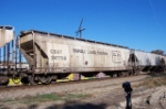 CSX 247708 still in Family Lines System paint on CSX (ex SBD)
