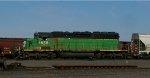 BNSF 1658