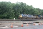csx 008 intermodal south 9:12 am