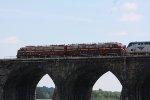 The Susquhanna Limited on Rockville Bridge