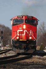 CN 2336 - Canadian National
