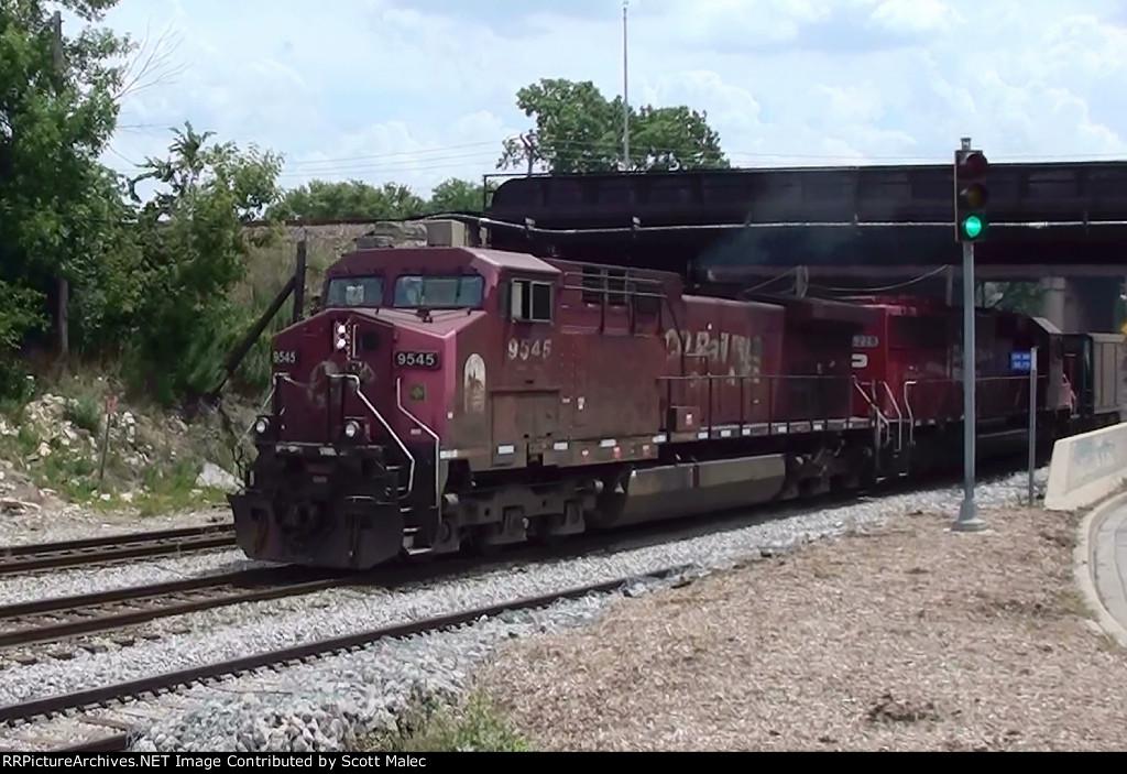 CP 9545 & 6228
