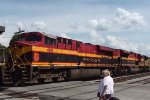 KCS 4695 & 4049