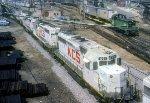 KCS SD40-2 691
