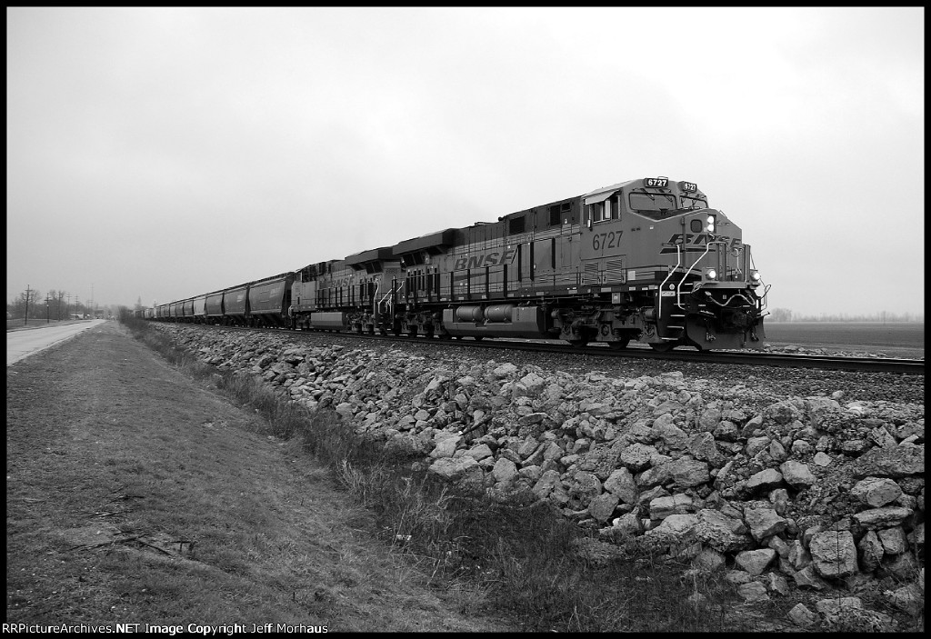 BNSF 6727