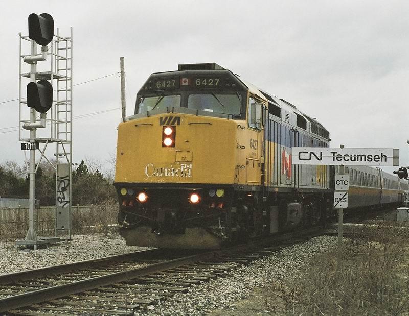 VIA RAIL 6427