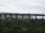 #56 on the Hell Gate Viaduct