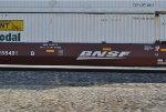 BNSF Well Car
