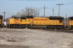 UP 4267 - Union Pacific