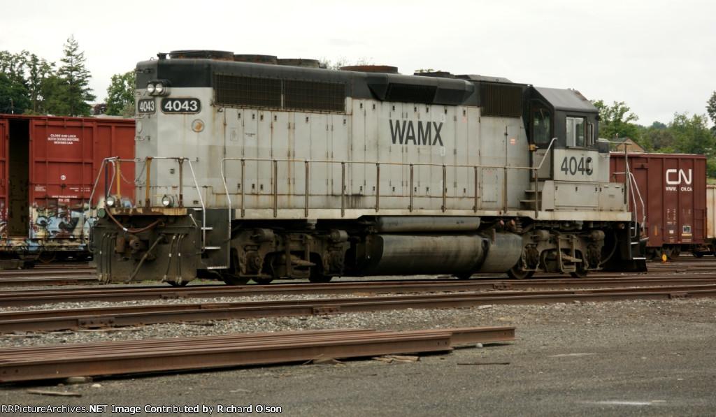 WAMX 4043
