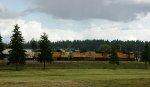 Spokane southbound