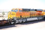 BNSF 7025 passes me by with the Front cab of BNSF 7024.