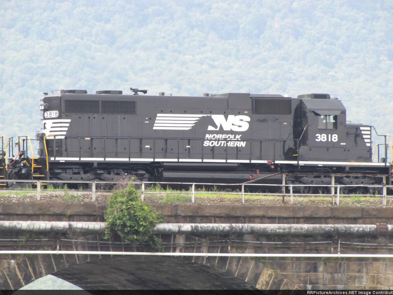 NS 3818